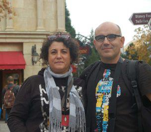 Yolanda y José
